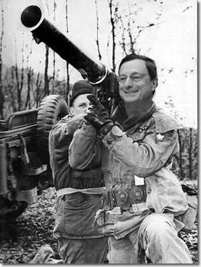 Mario Draghi's Silent Bazooka
